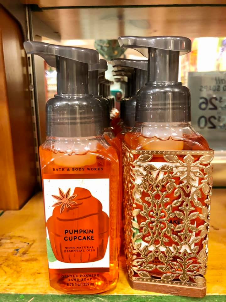 Bath & Body Works | New Fall Hand Soaps In Store