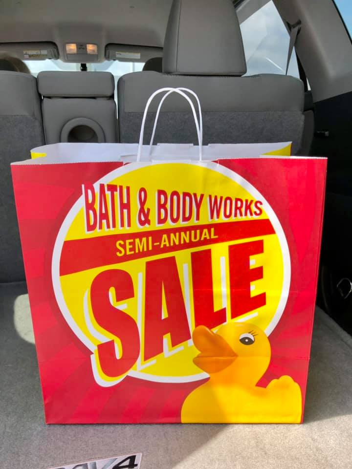 Life Inside The Page Bath and Body Works Semi Annual Sale Purchases