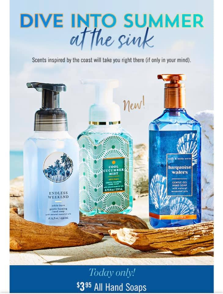 Bath-and-Body-Works-June-5th-Hand-Soap-Sale